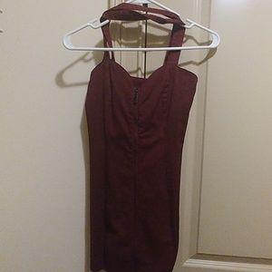 Insight short Dress